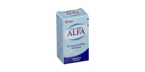 Collirio Alfa Flacone da 10 ml