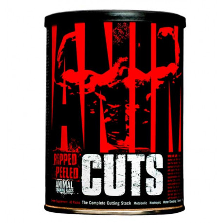 ANIMAL CUTS 42pack