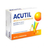ACUTIL MULTIVITAMINICO 20 compresse effervescenti