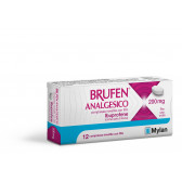 BRUFEN ANALGESICO 200 mg 12 compresse rivestite