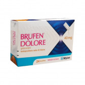 BRUFEN DOLORE 24 bustine 40 mg