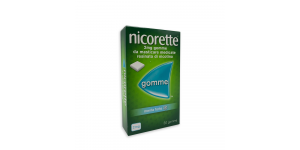 Nicorette Gomme Menta Forte 2mg 30 gomme