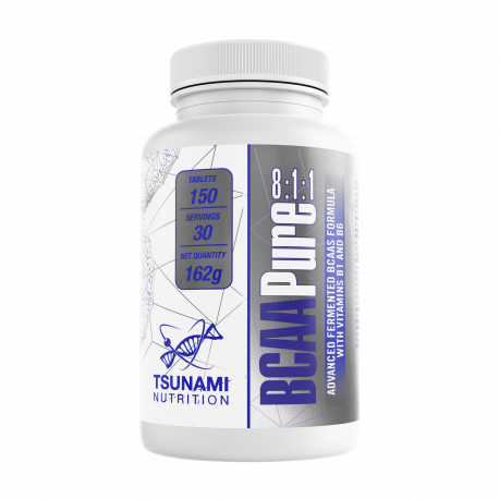 BCAA 8:1:1 Pure fermented
