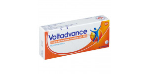 Voltadvance 25 mg 10 compresse rivestite con film