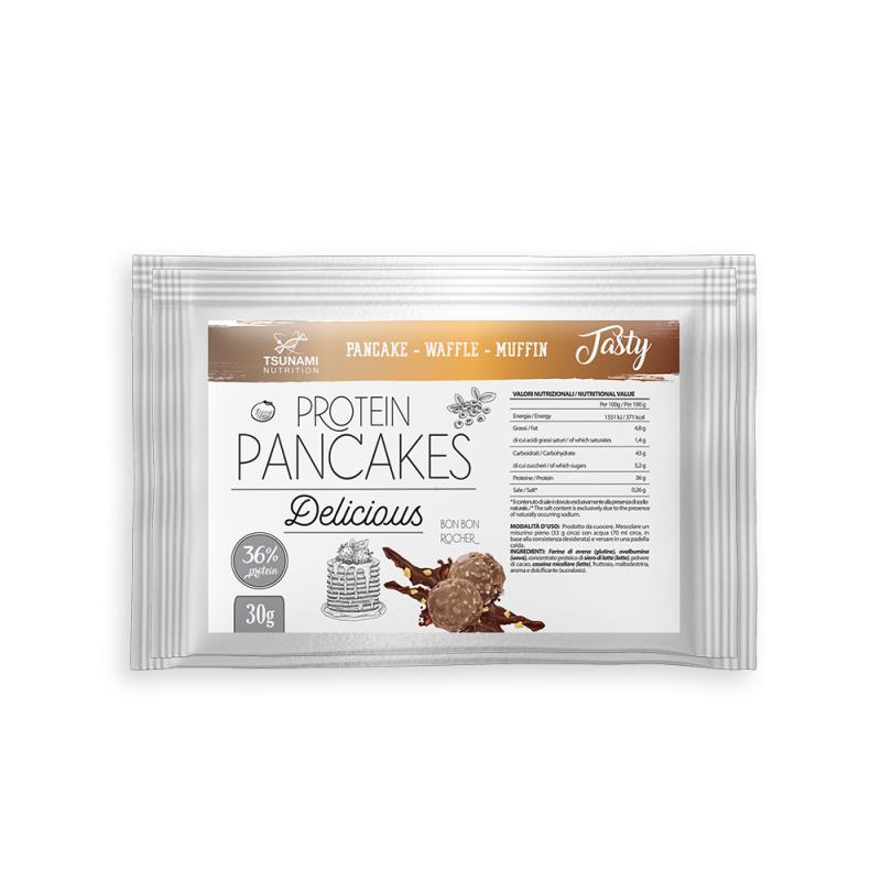 PROTEIN PANCAKE 30 g - Cioccolato & Burro d'Arachidi