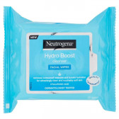 Hydro Boost cleanser 25 Facial Wipes