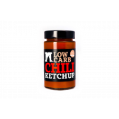 MANNIUS LOW CARB CHILI KETCHUP 250g
