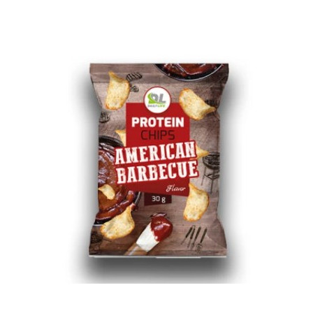 PROTEIN CHIPS 30 G barbeque