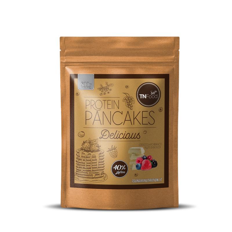 PANCAKES PROTEIN - Premium Quality