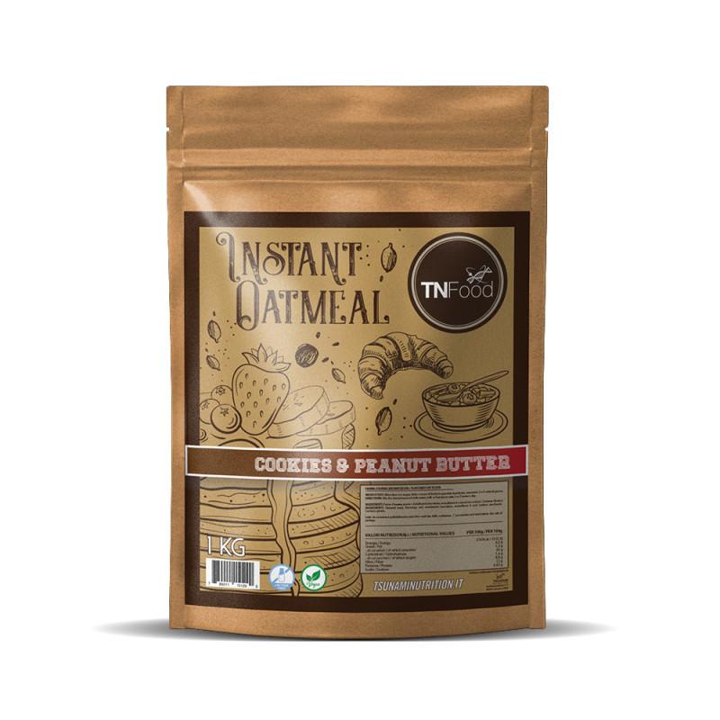 CIOCCOLATO & CARAMELLO farina avena oatmeal 1kg