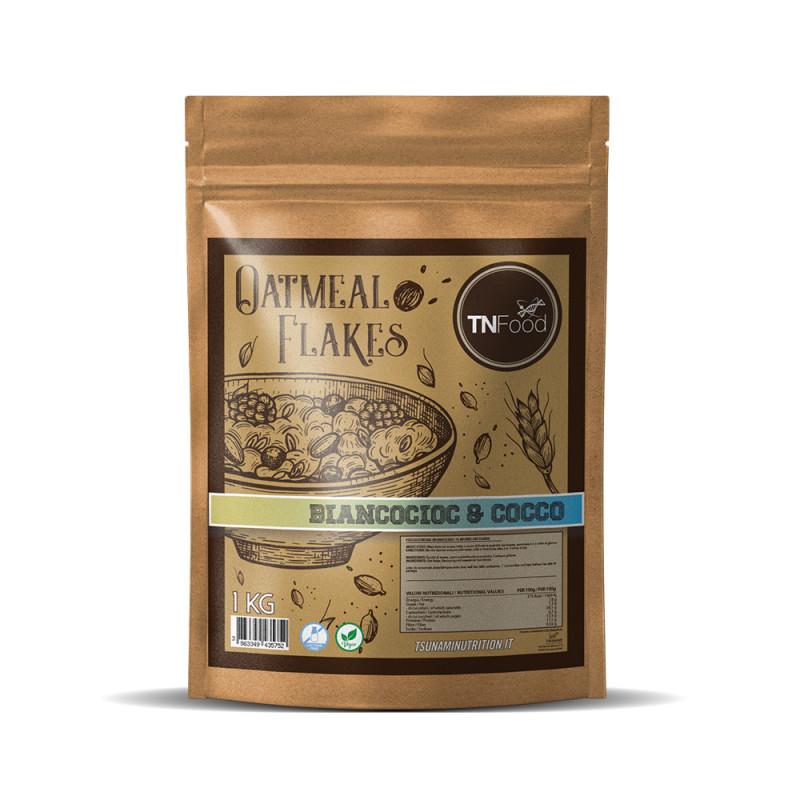 Biancocioc & Cocco fiocchi di avena aromatizzati 1kg
