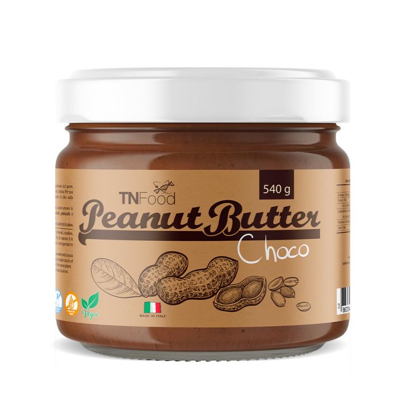 TSUNAMI Peanut Butter Choco 540g