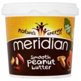 Natural Peanut Butter SMOOTH 1 kg