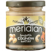 Cashew butter 100% Smooth 170g