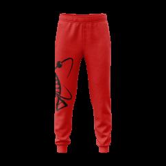Pantalone Uomo Tsunami Oblique Red