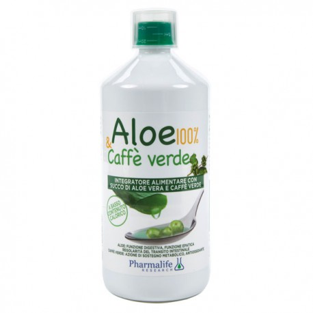ALOE 100% & CAFFÈ VERDE 1000ml