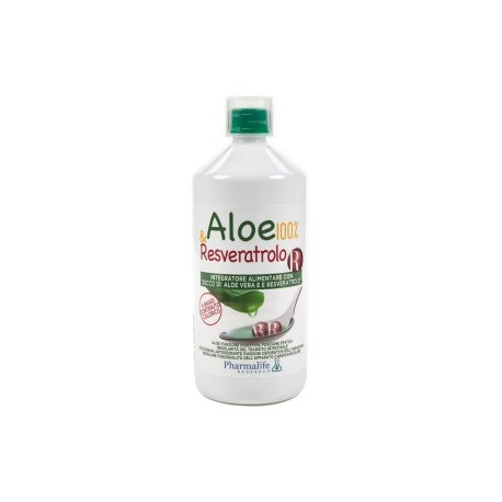 ALOE 100% & Resverantrolo 1000ml