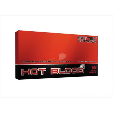 HOT BLOOD 3.0 90 CPS
