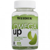 Omega Up Lime 50 Gummies