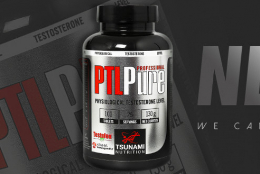 Incrementare il Testosterone col PTL pure by Tsunami Nutrition