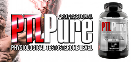 PTLPure - PHYSIOLOGICAL TESTOSTERONE LEVEL
